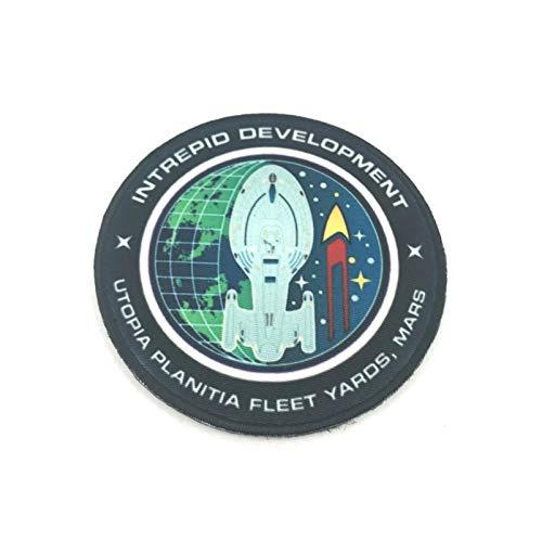 Star Trek Earth's Utopian Planitia Fleet Yards 3