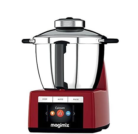 Robot da cottura cucina Cook Expert rosso: Amazon.it: Casa e cucina