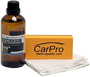 Amazon Com Carpro Cquartz 100 Ml Kit Automotive