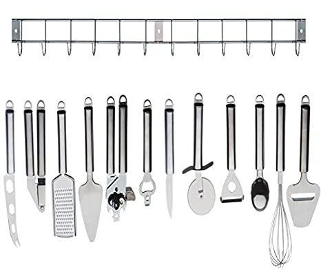Kabalo Cooking Set Completo: 12pc acero inoxidable ...