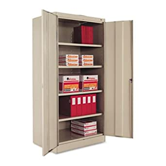 Ordinaire Cleaning Supplies Storage Cabinet 72u0026quot; X 36u0026quot; X 24u0026quot;, ...