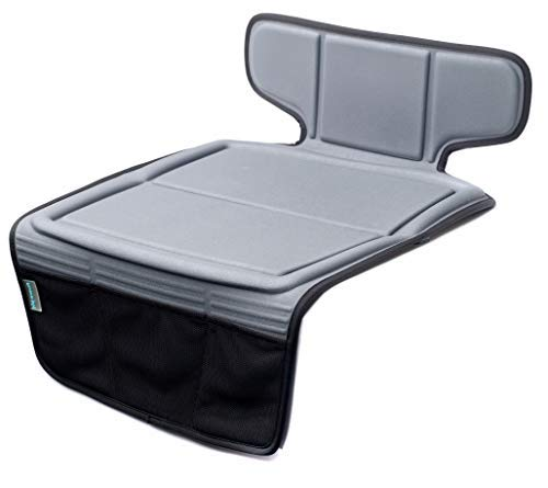 Kid Transit Car Seat Protectors for Child Seats - Heavy Duty ISOFIX Compatible Baby Seat Protector: