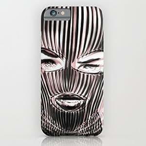Society6 - Badwood 3d Ski Mask iPhone 6 Case by Badwood