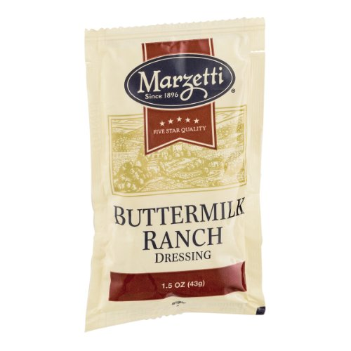 Marzetti Dressing Buttermilk Ranch 25 packs, 1.5 oz each