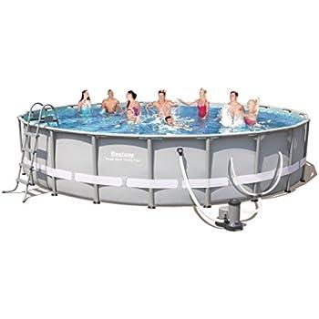 Bestway 56388e power steel frame pool set 20 - Bestway power steel frame pool ...