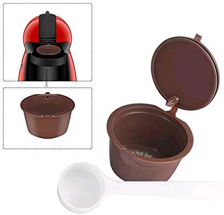 Bugou Dolce Gusto Filtro de café reutilizable Cápsula taza ...