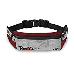 Designed for your best comfort Soft material band and water resistant pockets prevent rubbing. Strap fits comfortably to your body and no bounce. Running with Music With special EARBUD HOLE in the belt you can have more pleasant and relaxed w...