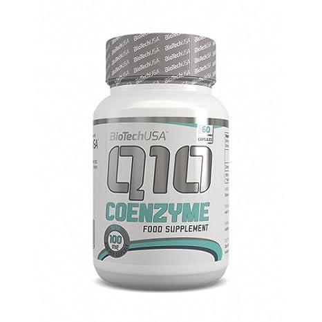 Biotech USA B0096I760O , Q10 Coenzyme Vitaminas y Minerales, 60 Cápsulas: Amazon.es: Salud y cuidado personal