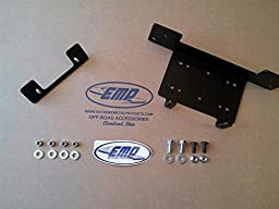 Winch Mounting Plate for Polaris Ranger XP900 by EMP 11879