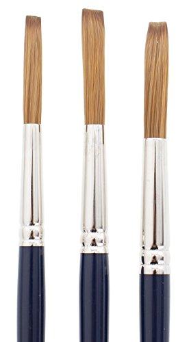 Andrew Mack Brush AM1961-12-16 Series 1961 Mack & Meyer Mop Pinstriping Brushes Sizes 12-16 by Andrew Mack Brush (Image #1)