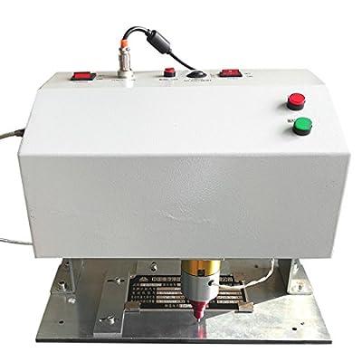 HeatSign Metal Plate Engraving Machine, Dog Tag Engraving Machine