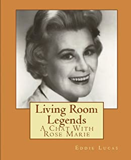 Living room legends a chat with rose marie a legend for Living room joke