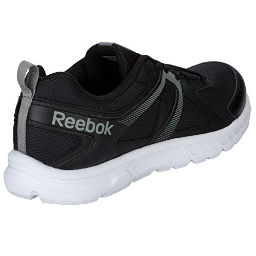Reebok - Run Supreme Blackwhtgrey - Color: Blanco-Negro - Size: 43.0