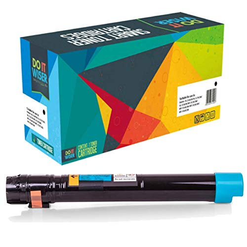 Do it Wiser Compatible Toner Cartridge Replacement for Dell 7130cdn 7130 | 330-6138 (Cyan, High Yield)