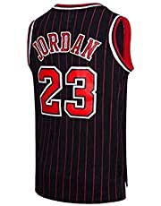 bf227ce3f9f A-lee Trade Men's Jersey Bulls Vintage NBA Champion Michael Jordan Jersey  Chicago Bulls #