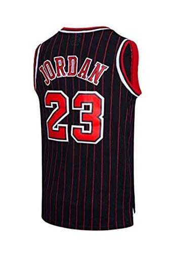 reputable site bb155 6c2d8 A-lee Men's Jersey Bulls Vintage Champion Michael Jordan Jersey Chicago  Bulls #23 Mesh Basketball Swingman Jersey