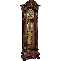 Salerno Grandfather Clock by Hermle Clocks