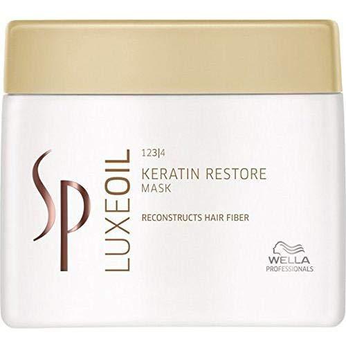 Wella SP Luxe Oil Keratin Restore Mask (Reconstructs Hair Fiber) 400ml / 13.5oz