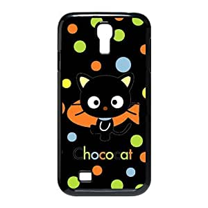 Custom Your Own Personalized Cute Kitten Cat SamSung Galaxy S4 I9500 Case, Snap On Hard Protective Chococat Galaxy S4 Case Cover