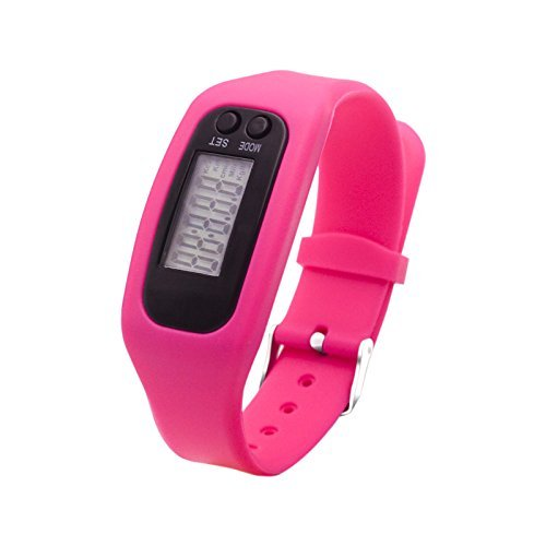 Fitness Tracker Watch, Simply Operation Walking Running Pedometer with calorie burning and...