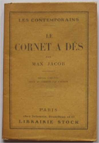 Lire en ligne Le cornet à dés. édition complète revue et corrigée par l'auteur. epub, pdf