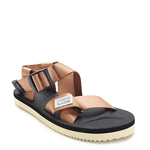 5a065bb5ec1f well-wreapped Suicoke Men s Summer CHIN2 Sandals OG-023-2 Brown ...