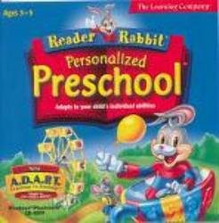 Learning Company - Reader Rabbit Per Preschool Dlx 2Cd Jc