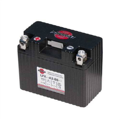 Shorai LFX14A2-BS12 Extreme Rate Lithium Iron Powersports Battery by Shorai