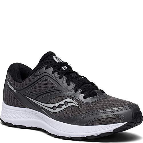 Saucony Men's VERSAFOAM Cohesion 12 Road Running Shoe 6