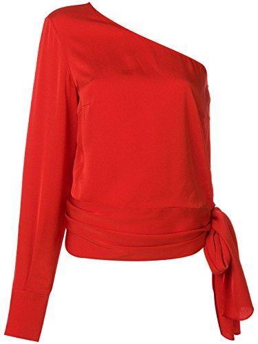 Stella McCartney Women's 500441Sja066501 Red Viscose Blouse by Stella McCartney