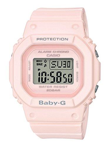 Casio 2018 BGD-560-4CR Watch Baby-G Classic Digital Pink