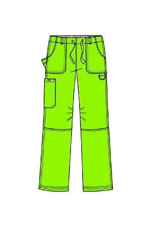 KOI 701 Women's Lindsey Scrub Pant Limeade X-Small