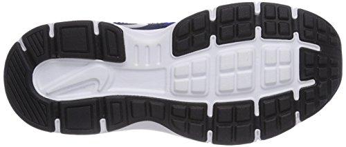 Nike Revolution 2 PSV - Zapatillas para niños Wolf Grey/White-Lyon Blue-Black
