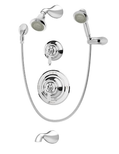 Symmons 4406 Carrington Tub/Shower System