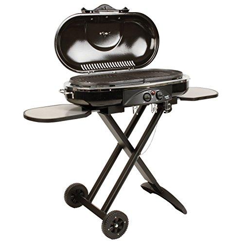 Coleman RoadTrip LXX Portable Propane Grill, Black