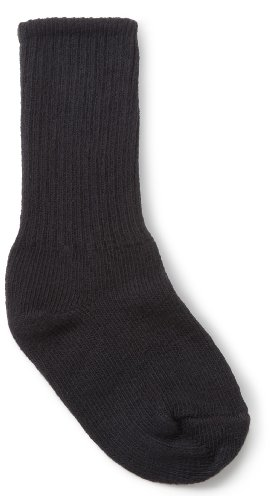 8751cdce9 Galleon - Jefferies Socks Little Boys  School Uniform Crew Sock (Pack Of  6)