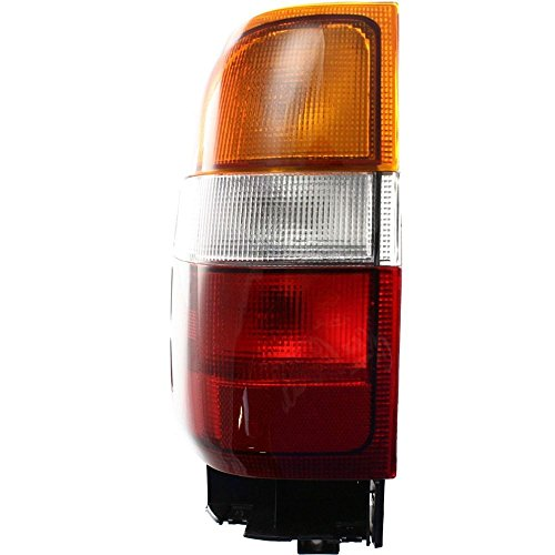 (Diften 166-C3070-X01 - New Tail Light Taillight Taillamp Brakelight Lamp Driver Left Side LH Hand Rodeo)