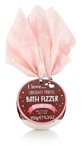 I Love… Chocolate Truffle Bath Fizzer Gift Set