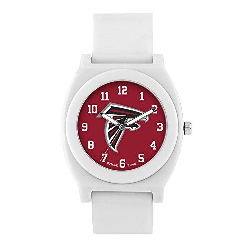 NFL Atlanta Falcons Mens Fan Series Wrist Watch, White, One Size