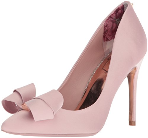 (Ted Baker Women's Skalett Pump, Light Pink, 8 B(M) US)