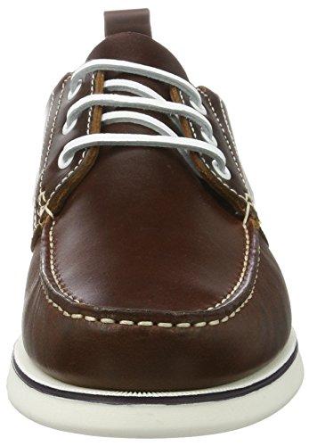 Gant Footwear Dennis, Náuticos para Hombre Marrón (Cognac)
