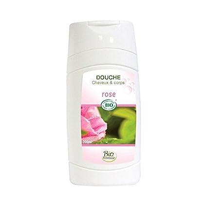 Bioformule Gel Douche Bio A La Rose 200ml Amazon Fr Hygiene Et
