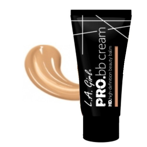 (3 Pack) LA GIRL HD Pro BB Cream - Neutral (La Girl Pro Bb Cream)