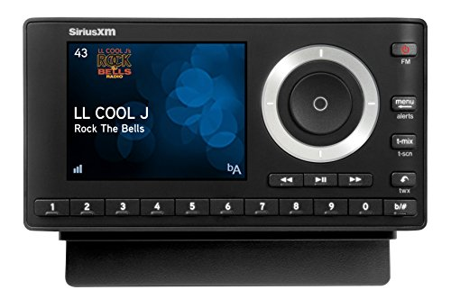 SiriusXM SXPL1V1 Onyx Plus Satellite Radio Receiver with Vehicle Kit with 1 month free and free activation (Sirius Xm Radio Onyx Home Kit)