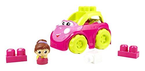 Spielzeug Mega Bloks Auto Rosa Baby