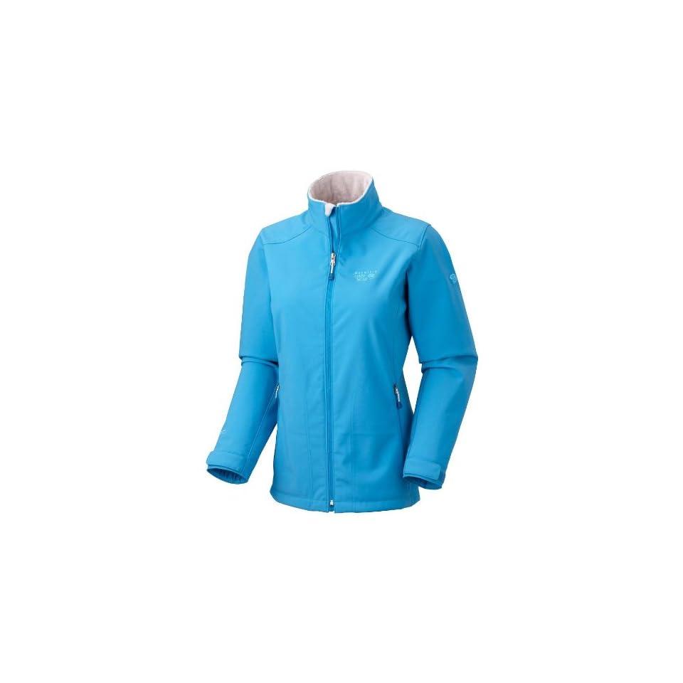 Mountain Hardwear Amida Jacket   Womens Oxide Blue Small