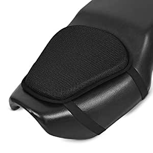 Amazon.es: Cojin Asiento Gel para BMW G 310 GS/R Negro