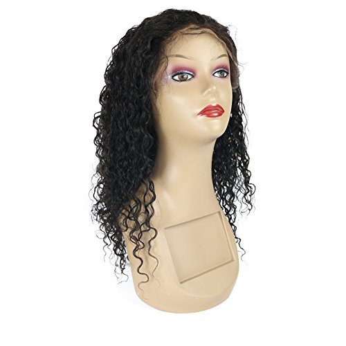 Eayon Hair Curly Lace Front Human Hair Wigs Glueless 130