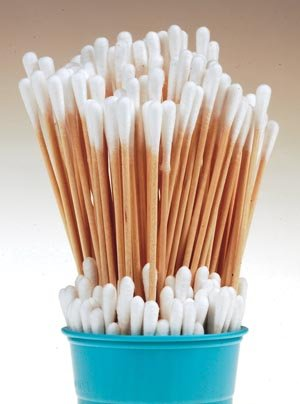 CROSSTEX PREMIUM COTTON TIPPED APPLICATORS by Crosstex International