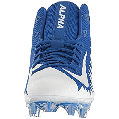 Nike Men's Alpha Menace Pro Mid Football Cleat | Water Shoes
